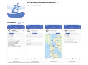 NOAA Buoys Live Marine Weather